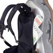 BAM Ergonomic Cello backpack side