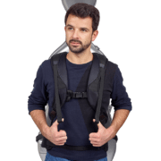 BAM Ergonomic Cello backpack with cellist