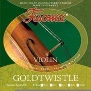 Lenzner Fisoma Goldtwistle Violin string set