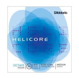 Helicore Octave Violin String Set
