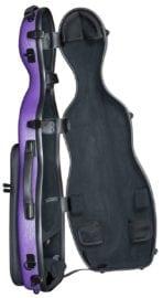 Hidersine Polycarbonate Gourd Violin Case