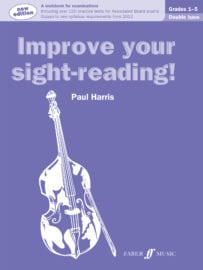 Improve your Sight Reading Double Bass