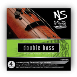 NS Electric Contemporary Double Bass D string